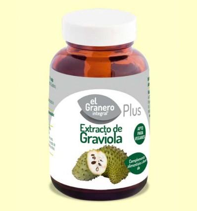 Extracto de Graviola 510 mg - El Granero - 90 cápsulas