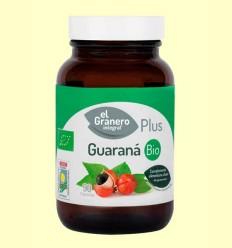 Guaraná 400 mg Bio - El Granero - 90 cápsulas