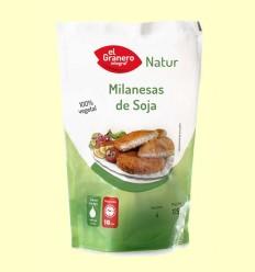 Milanesas de Soja - El Granero - 125 g