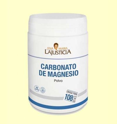 Carbonato de Magnesio - Ana María Lajusticia - 130 g