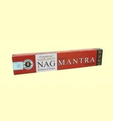 Incienso Nag Mantra - Vijayshree - 15 g