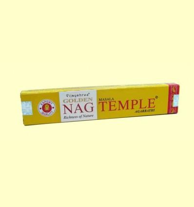 Incienso Nag Temple - Vijayshree - 15 g