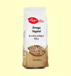 Omega Vegetal Bio - El Granero - 500 g