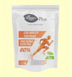 Proteína de Calabaza Tostada Bio - El Granero - 200 g