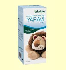 Yaraví Tus - Jarabe Infantil - Derbós - 250 ml