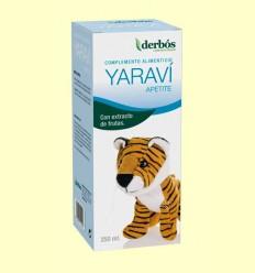 Yaraví Baby Apetite - Jarabe infantil - Derbós - 250 ml
