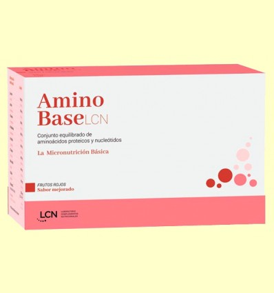 Amino Base - LCN - 30 sobres