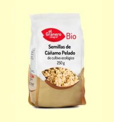 Semillas de Cáñamo Pelado Bio - El Granero - 250 g