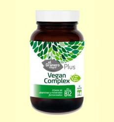 Vegan Complex 457 mg - El Granero - 60 cápsulas