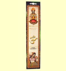 Lakshmi - Aroma Rosa y Musk - Flaires - 16 barras