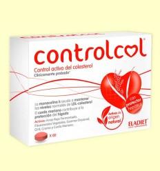Controlcol Comprimidos - Colesterol - Eladiet - 60 comprimidos