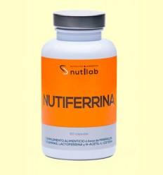Nutiferrina - Nutilab - 60 cápsulas