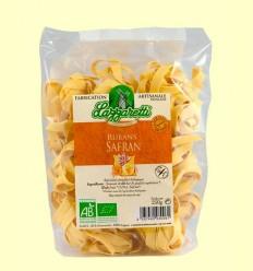 Tallarines de Azafrán Bio - Lazzaretti - 250 gramos
