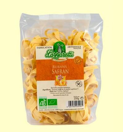 Tallarines de Azafrán - Lazzaretti - 250 gramos