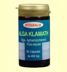 Alga Klamath (Aphanizomenon flos aquae) - Integralia - 60 cápsulas
