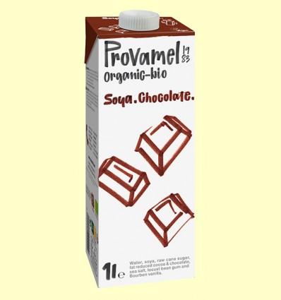 Bebida de Soja Chocolate Bio - Provamel - 250 ml