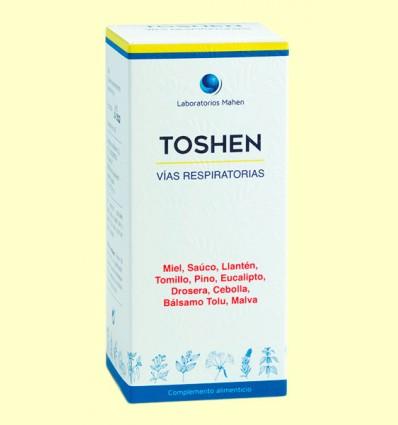 Toshen - Vías respiratorias - Mahen - 150 ml