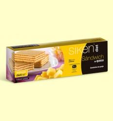 Sándwich de queso - Siken Diet - 6 ud