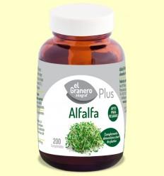 Alfalfa Plus - El Granero - 200 comprimidos