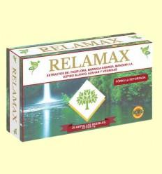Relamax - Robis Laboratorios - 20 ampollas