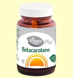 Betacaroteno Plus - El Granero - 60 perlas