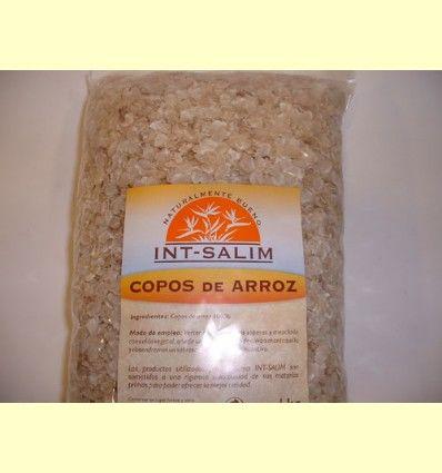 Copos de arroz - Int-Salim - 500 g ******