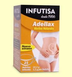 Adellax - Cassia Angustifolia - Infutisa - 25 bolsitas
