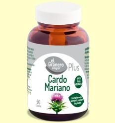Cardo Mariano - El Granero - 90 cápsulas