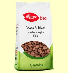 Choco Bubbles Bio - El Granero - 375 g