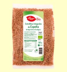 Estrellitas de Trigo Espelta Integral Bio - El Granero - 500 gramos