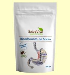 Bicarbonato de Sodio - SaludViva - 300 gramos