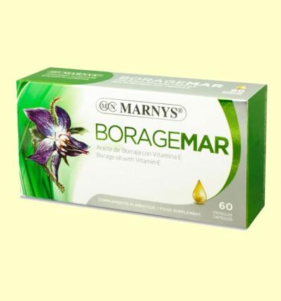 Boragemar Aceite de Borraja - Marnys - 60 cápsulas