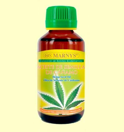 Aceite de Semillas de Cáñamo - Marnys - 125 ml