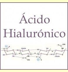 Información del Ácido Hialurónico obtenida del Sumaria de Info Lider