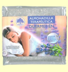 Almohadilla Terapéutica Duermebien Lavanda - Aromalia - 1 ud