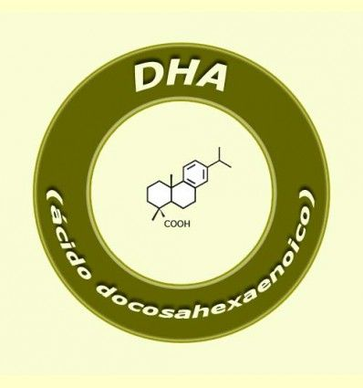 Información del DHA (ácido docosahexaenoico)