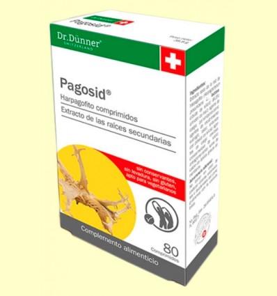 Pagosid - Dr. Dünner - 80 comprimidos
