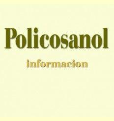 Policosanol - Salud cardiovascular