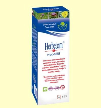 Herbetom 1 HepaBil - Hepático - Bioserum - 250 ml