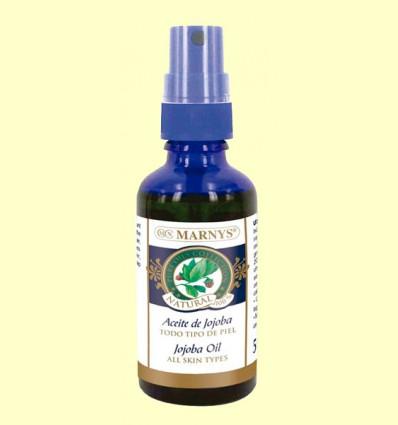Aceite de Jojoba Reparador - Marnys - 50 ml