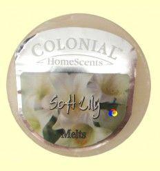 Cera aromatizada Soft Lily - Melts - Colony