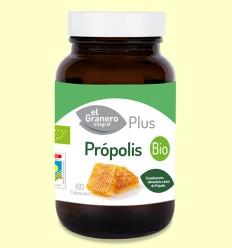 Própolis Bio - El Granero - 60 cápsulas