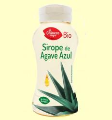 Sirope de Agave Azul Bio - El Granero - 400 gramos