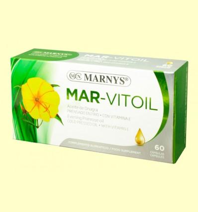 Aceite de Onagra 500 mg - Marnys - 60 perlas