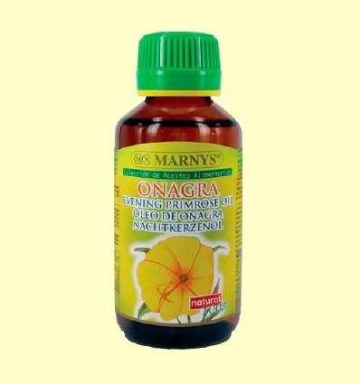 Aceite Alimentario de Onagra - Marnys - 125 ml