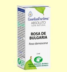 Absoluto Rosa de Bulgaria - Esential Aroms - 2 ml