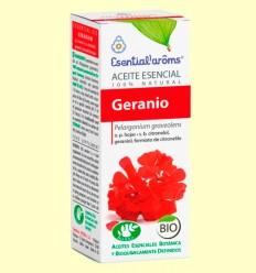 Aceite Esencial Geranio Bio - Esential Aroms - 10 ml