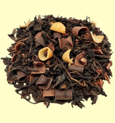 Té Rojo Chino Pu-Erh con Chocolate