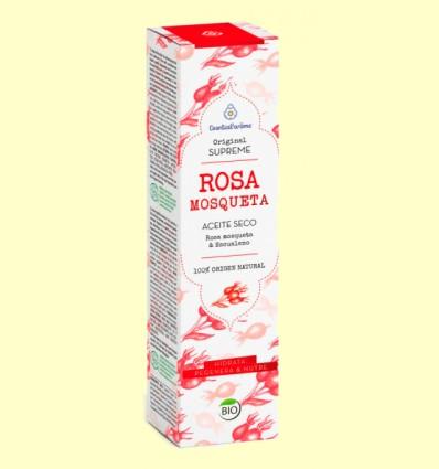 Aceite Seco Rosa de Mosqueta de Chile Bio - Esential'arôms - 100 ml