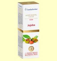 Aceite Vegetal Virgen de Jojoba- Esential Aroms - 100 ml
